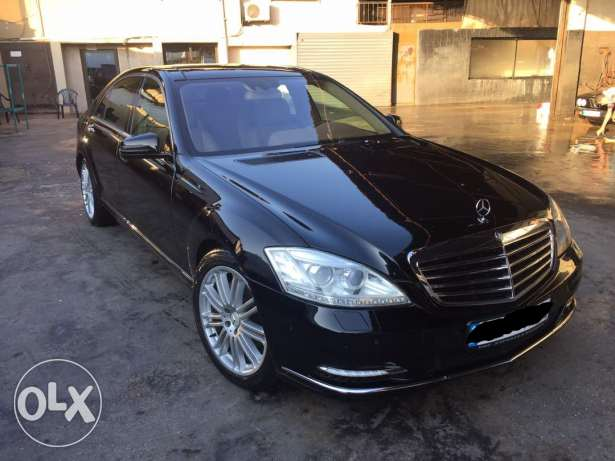 2009 Mercedes-Benz S 350 Look 2010