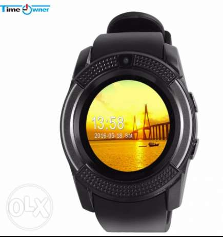 HD Circular Screen Smartwrist Watch For Apple IOS Android Phone