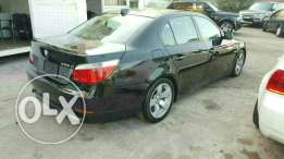 Bmw 525 sport package 2007 full options super clean low mileage