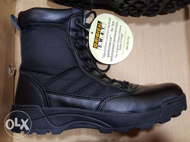 New Original swat ranger boots رينجر جديد