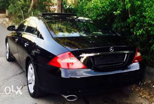 Cls 350 mod :2006 V6 as new