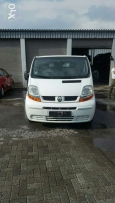 Renault Trafic 2006 new in lebanon from Germany