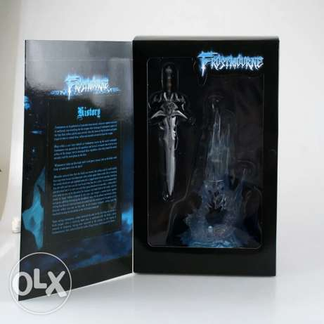Dota 2 Frostmourne Cursed Sword Artifact Arthas Lich King برج حمود -  2