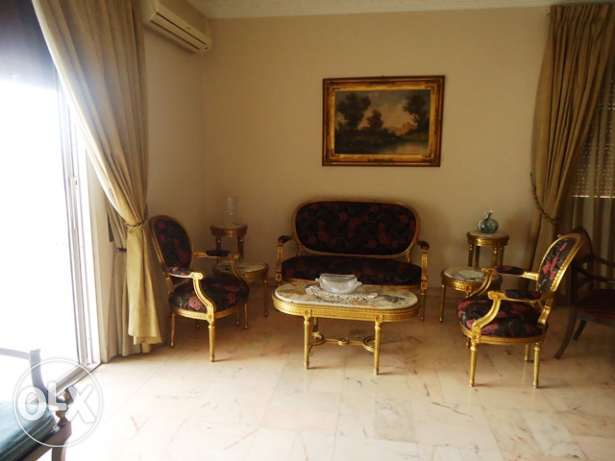 .00AMH151,Furnished apartment for rent in Achrafieh,300sqm,10th Floor.