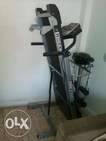 treadmill in very good condition
