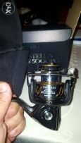 Shimano Stella sw5000pg new in a box fishing reel