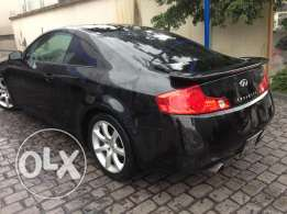 Urgent SALE:2004 Infinity G-35 Coupe full black on black 6900$