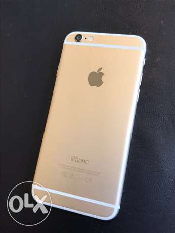 iphone 6 , gold 16gb ,gold very gd quality