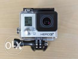 gopro hero3+ black edition with selfi stick