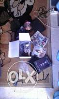 Psp w vr box w antric 3al ta2a el shamsye w cds for dvd w cover