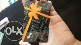 Mike Sport Gift Card Worth 200$