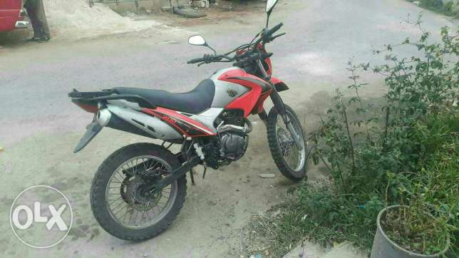 Cross 200cc الشوف -  1