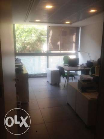 Fully furnished 400sqm office space for sale in Mar Mikhael