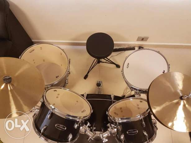 Full Drum Kit new