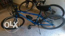 2 bicycles 100$