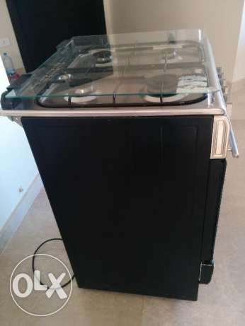 فرن campomatic 60 freestanding gas oven تل الزعتر -  5