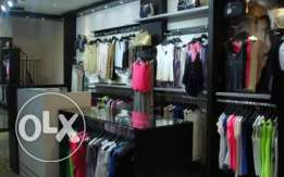 Shop in Hadath Antounieh main road 71m2 Excellent Condition