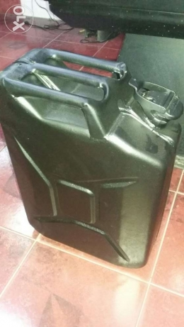 20 Liters black for jeep cars