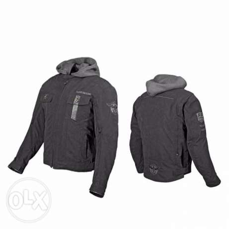 Speed And Strength Off The Chain Men's Textile Jacket