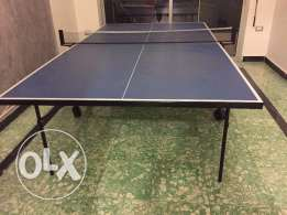 ping pong table made in spain