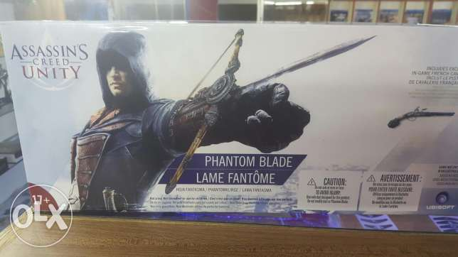 Assassins Creed Hidden blade/sword Edward Kenway