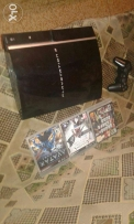 playstation3 for sale in very good condition