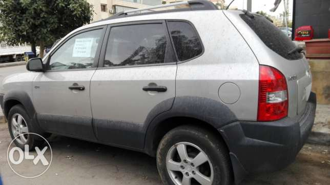 Hyundai Tuscon 2008 for sale غبيري -  3