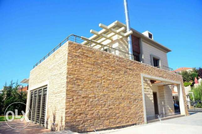Beautiful Villa for sale in Ajaltoun عجلتون -  2