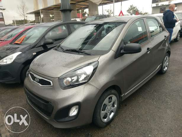 Kia picanto EX 2014 as new 36000 km