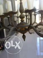 copper chandelier for sale