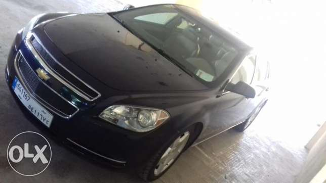 Malibue 2011 has 59000km from impex 4v 2.4Lbeige leather.doctor driven خلدة -  2