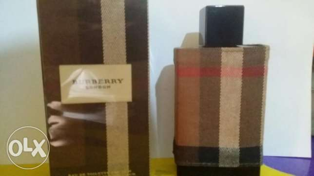 Burberry london for man