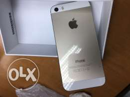 iphone 5s gold new 16 gb