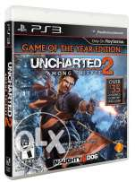Uncharted 2 on PS3