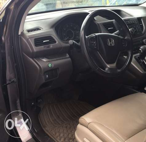 Honda CRV 2012 exl super clean أشرفية -  7