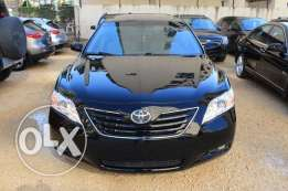 toyota camry xlE full options ajnabi model2009