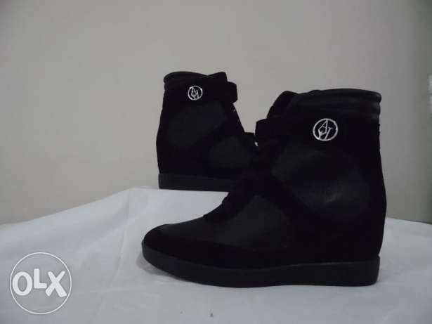 Armani Jeans High Tops 40
