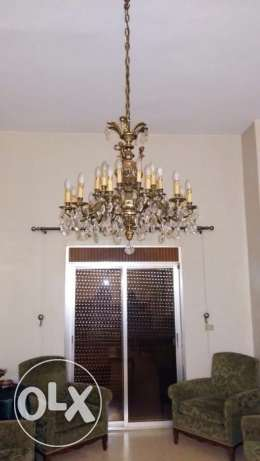Main floor apartment for rent in Baabda/Hadath