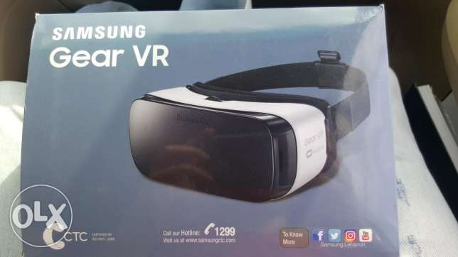 Vr for s7 brand newww 50$