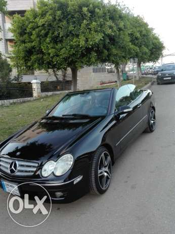 convertible clk for sale