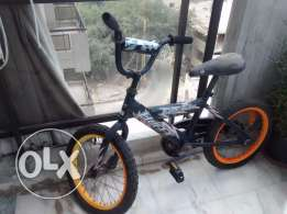 Small kid bike