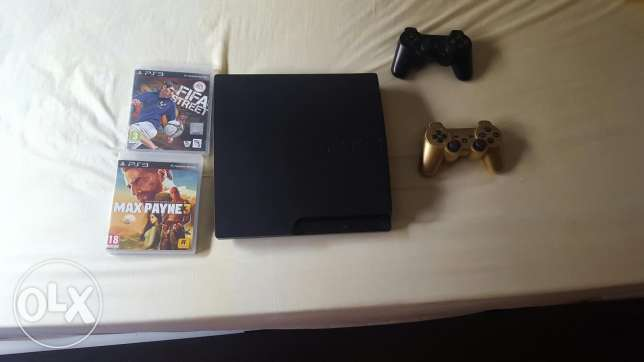 Playstation 3 Slim for sale