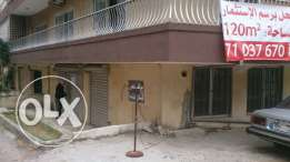 Shop for rent. Rawda near NDA school