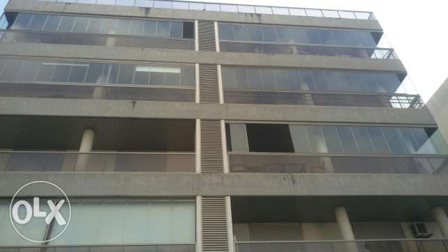 Hazmieh, NEW, 3rd floor, 2 parking, Cave, Chauffage, AC,Sea view