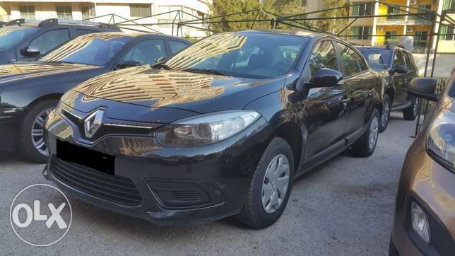 Renault Fluance M.2014 Full option(New LOOK)Transmission by Nissan