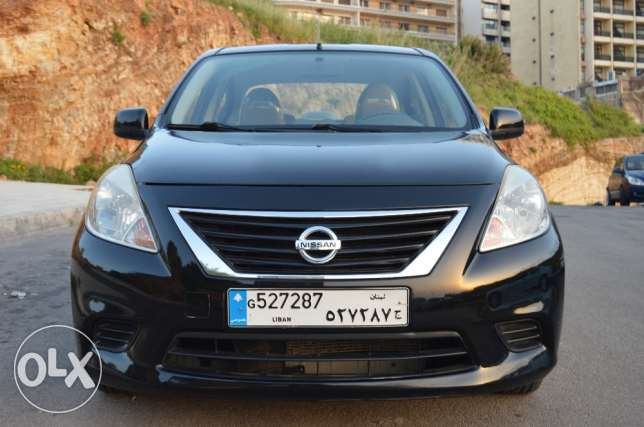 Nissan Sunny 2012 // 66000 KM // Personal !!