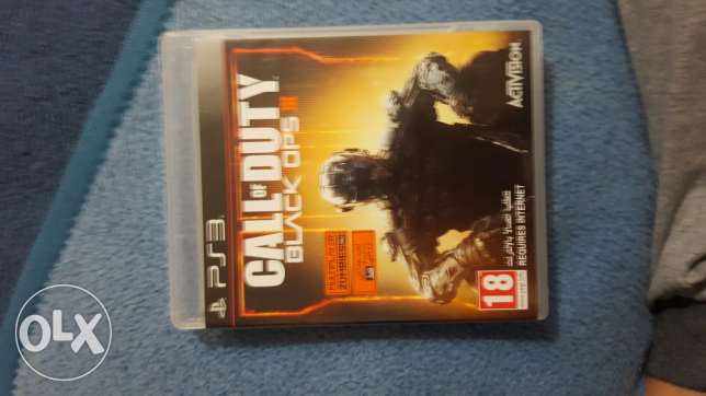 Ps3 game call of duty black ops