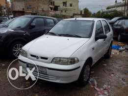 2007 Fiat Palio White Manual Company Source 1 Owner