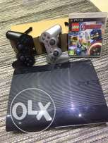 PS3 in an excellent condition almost brand new