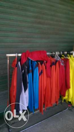 Wholesale 3 colors jogging running training suits